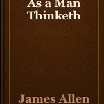 as a man thinketh cover